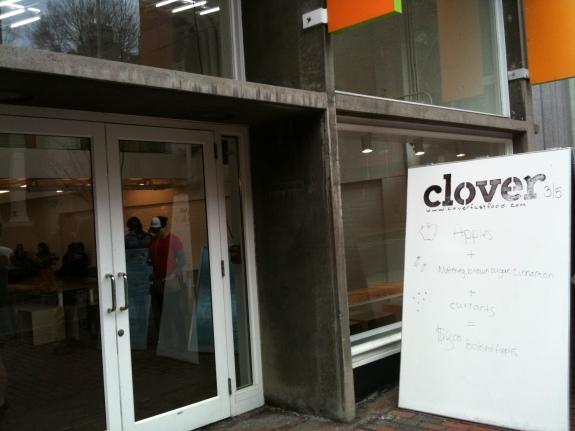 Clover, Cambridge, MA